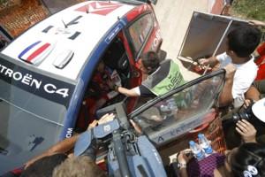 Julian Porter interview Sébastien Loeb !