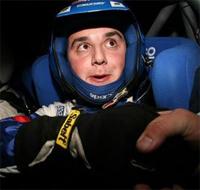 Jean-Sébastien Vigion pilote de rallye