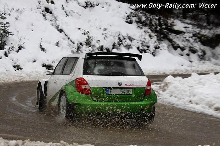 Freddy Loix essais Monte-Carlo 2011