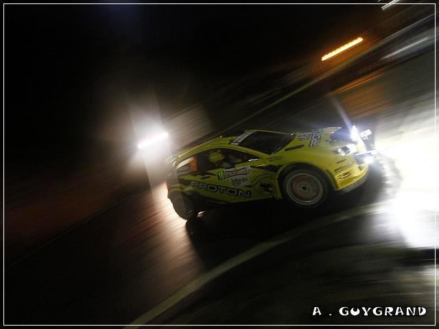 Proton Satria Neo S2000 au Sanremo 2010