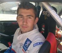 Steve Humbert Pilote de rallye