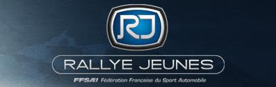 Logo rallye jeunes FFSA
