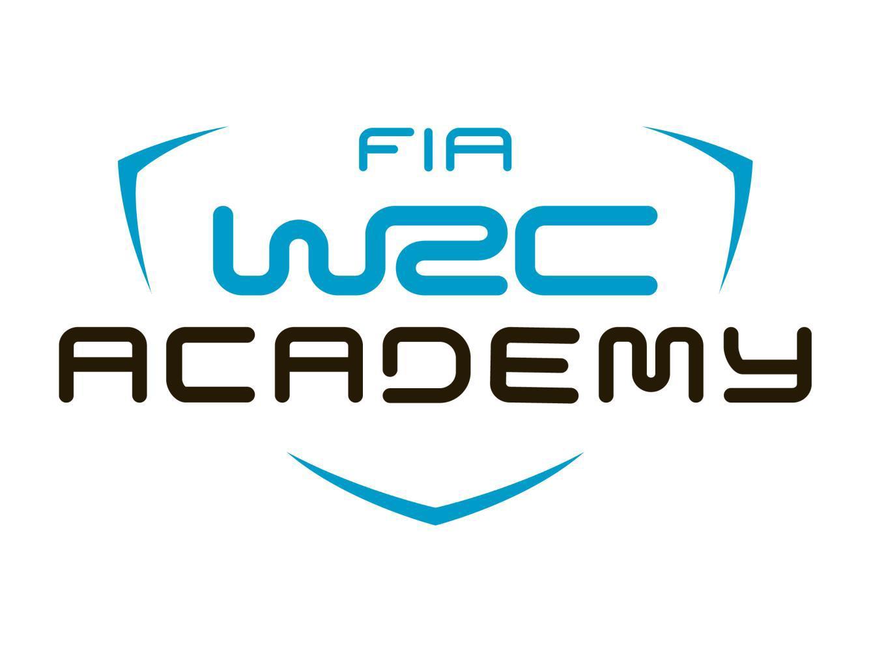 Logo de la WRC Académie