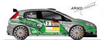 Punto S2000 Arnaud Augoyard rallye des Vins de Macon 2013
